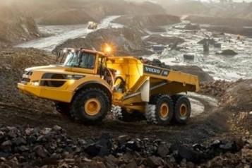 Volvo CE celebra produção do caminhão articulado nº 75.000